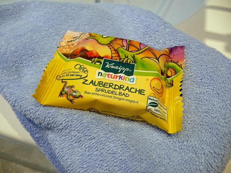 Kneipp Naturkind Zauberdrache Sprudelbad