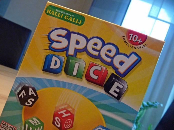 AMIGO Speed Dice