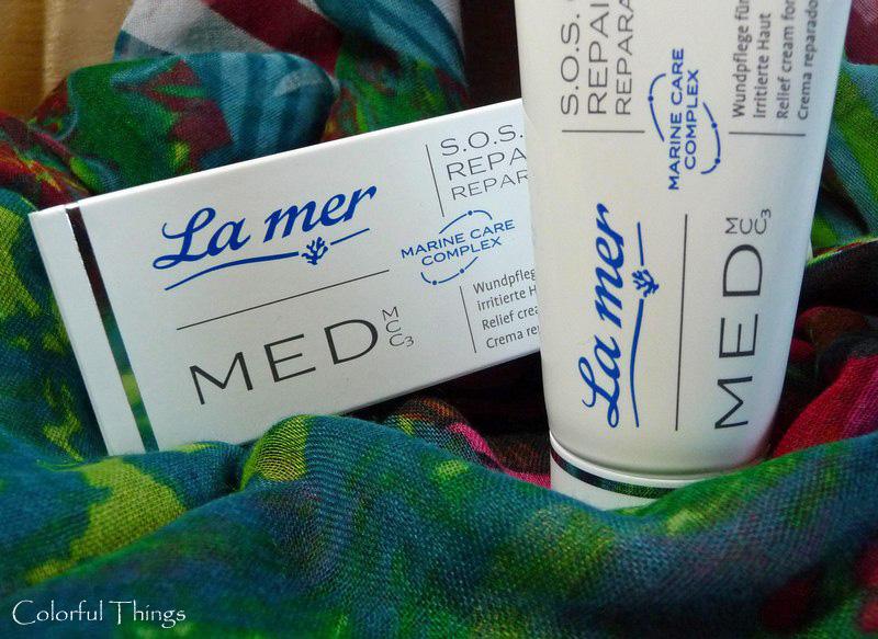 La mer Med S.O.S Repair Cream
