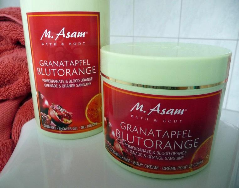 M. Asam Granatapfel Blutorange