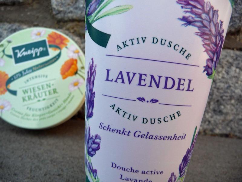 Kneipp Jubiläumsprodukte Aktivdusche Lavendel