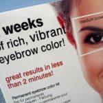 Godefroy Augenbrauenfarbe
