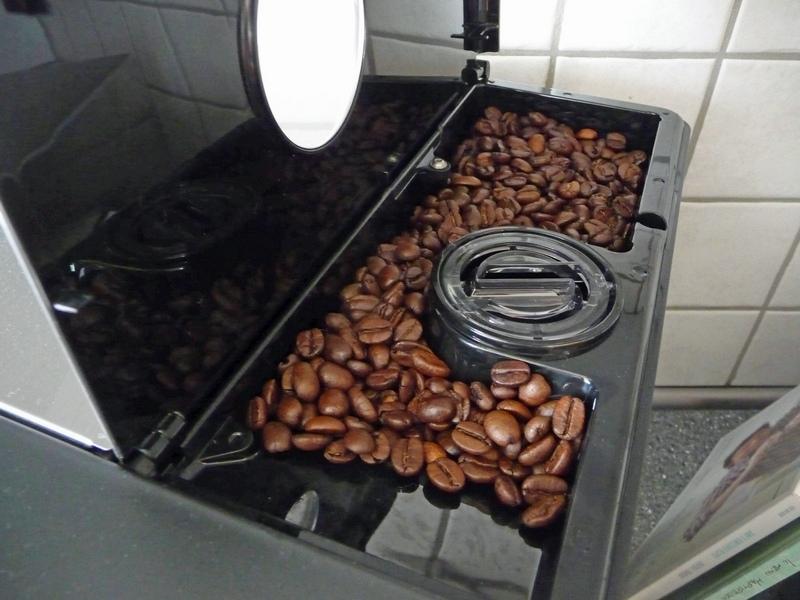 Saeco Incanto Kaffeebohnenbehälter