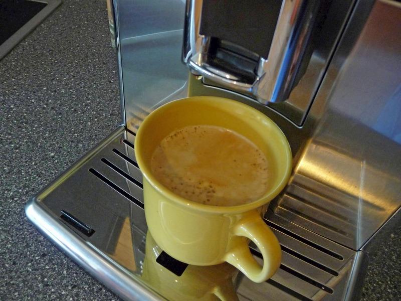 Saeco Incanto Kaffee Crema