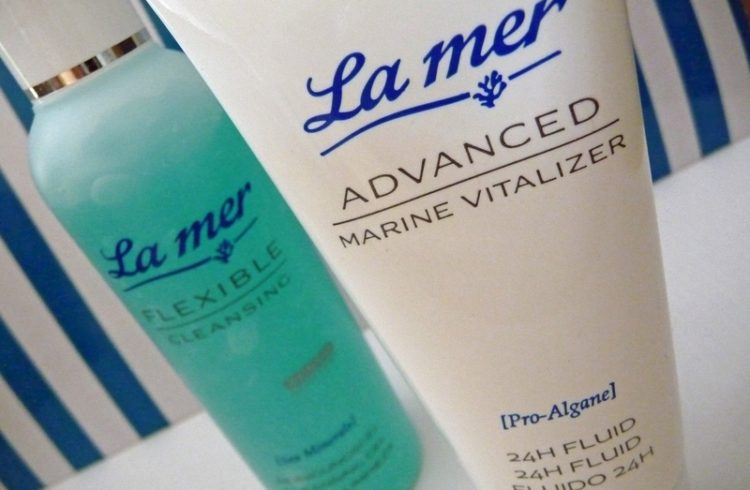 La mer Gesichtsgrundpflege Flexible Cleansing 24 h Fluid