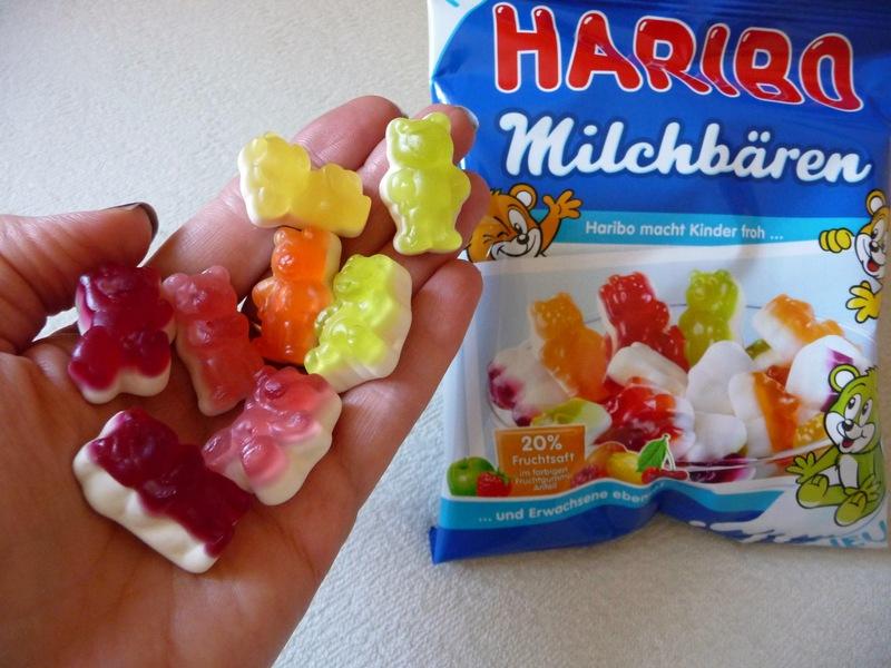 Milchbären Haribo
