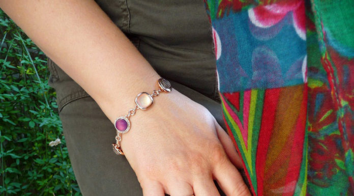 Pippa&Jean Water Lilly Rose Bracelet