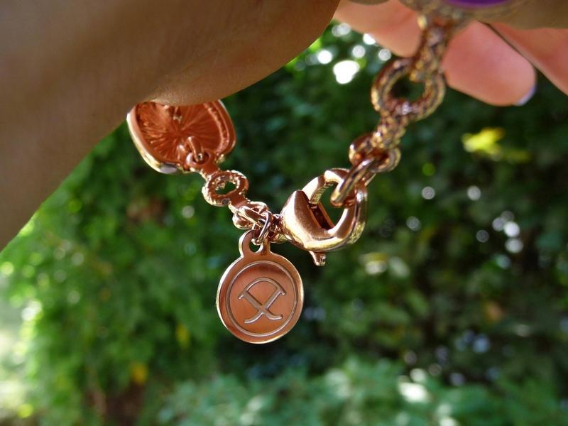 Pippa&Jean Water Lilly Rose Bracelet