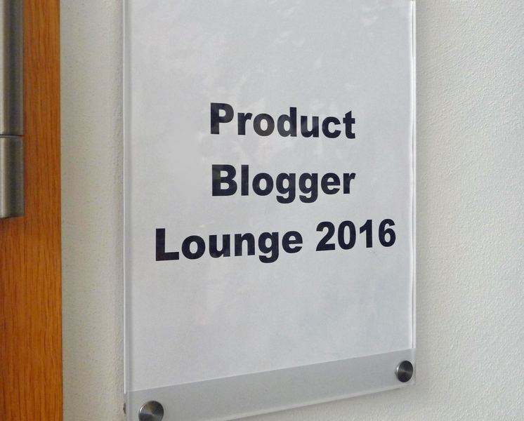 Product Blogger Lounge 2016