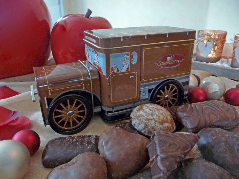 Spezialitäten-Haus Lebkuchen-Express