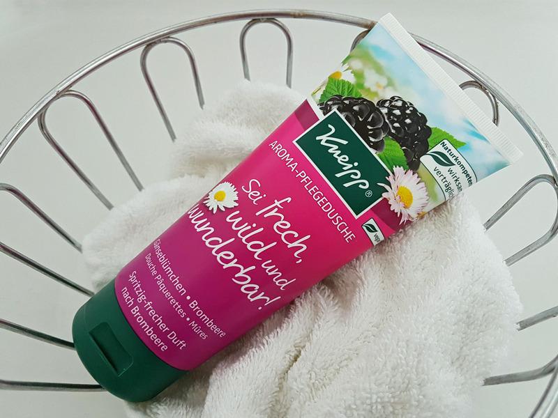 Kneipp Frühjahrsneuheiten Duschgel Sei frech