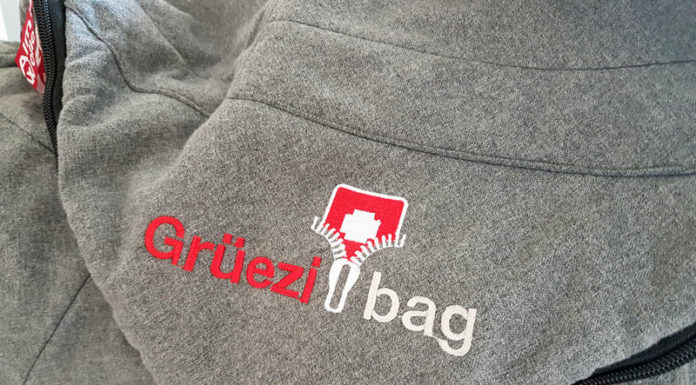 Grüezi Bag Wellhealth Blanket