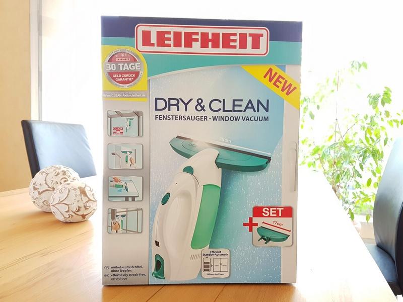 Leifheit Dry & Clean