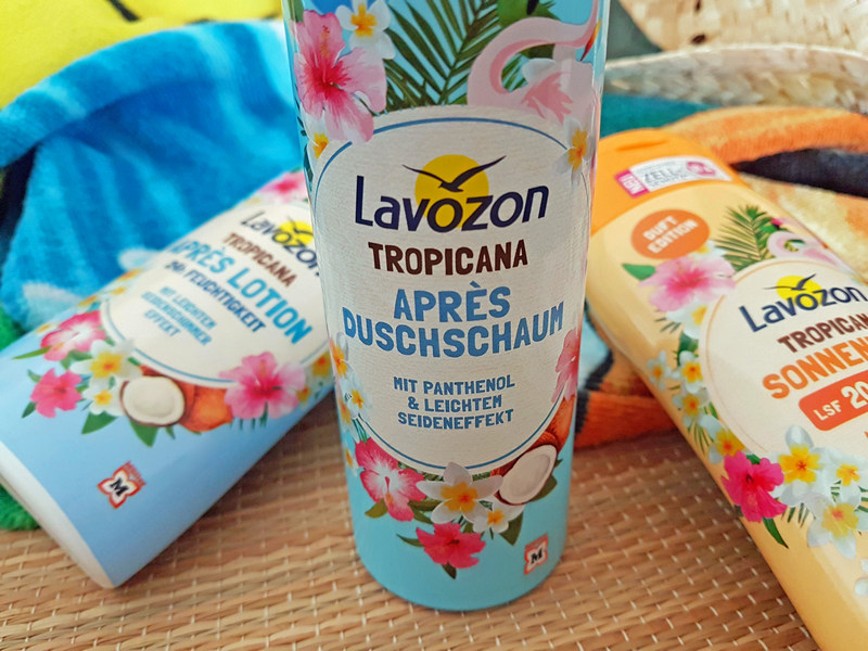 Müller Lavozon Tropicana Duftedition