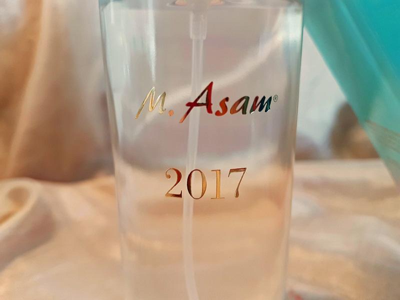 M. Asam Jahresduft 2017