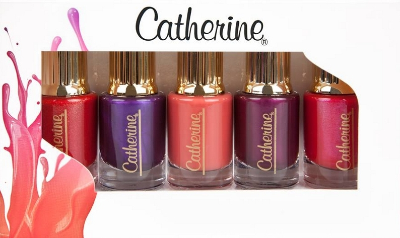 Catherine Nail Selection Majesty