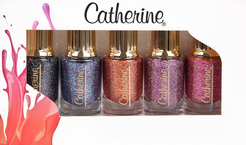 Catherine Nail Glimmer Lac Selection Majesty