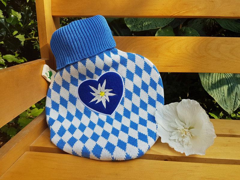 Hugo Frosch Herzen Wärmflasche Bavaria