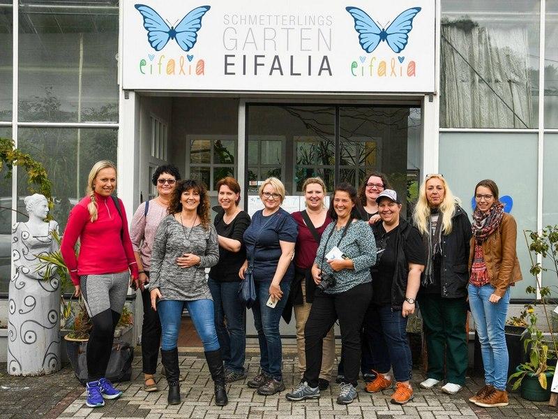 B-F-E Bloggertreffen Eifelwege