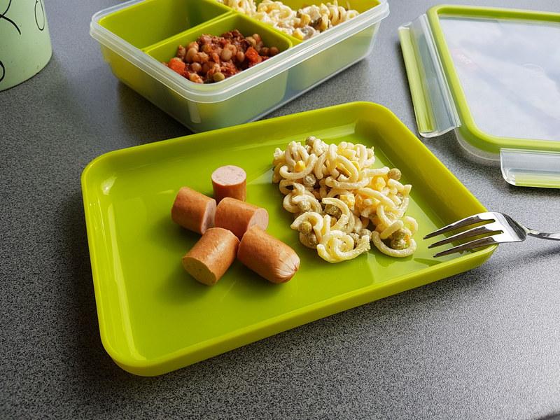 Emsa Clip & Go Frischhaltedosen Box Lunch