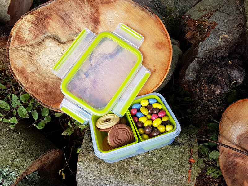 Emsa Clip & Go Frischhaltedosen Box Snack