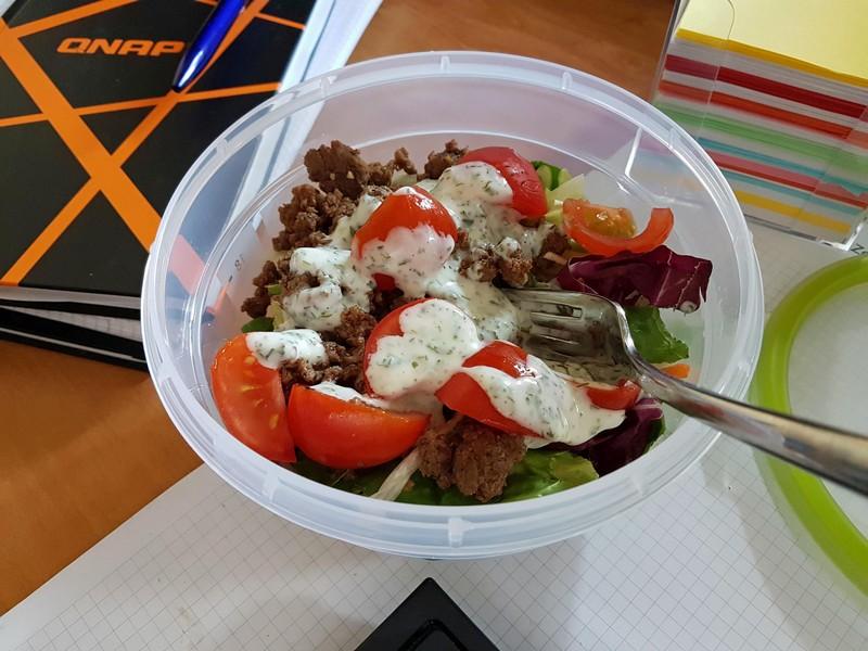 Emsa Clip & Go Frischhaltedosen Box Salat