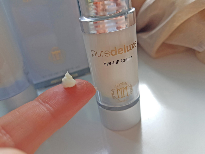 Puredeluxe Kosmetik Eye Lift Cream