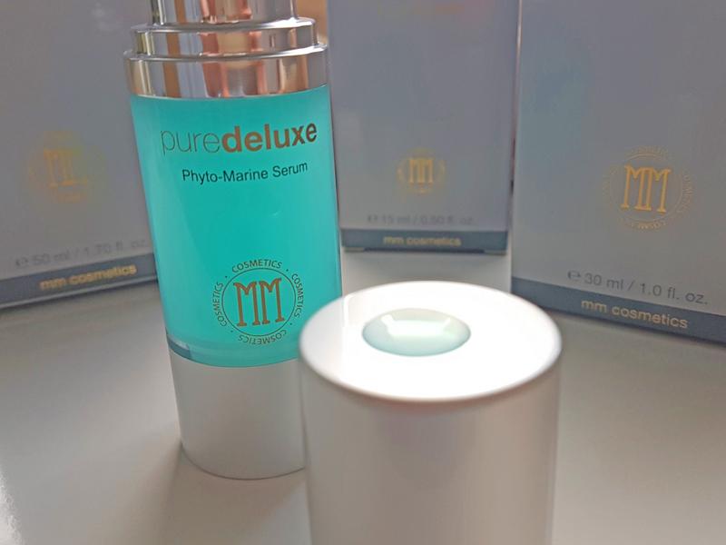 Puredeluxe Kosmetik Phyto Marino Serum