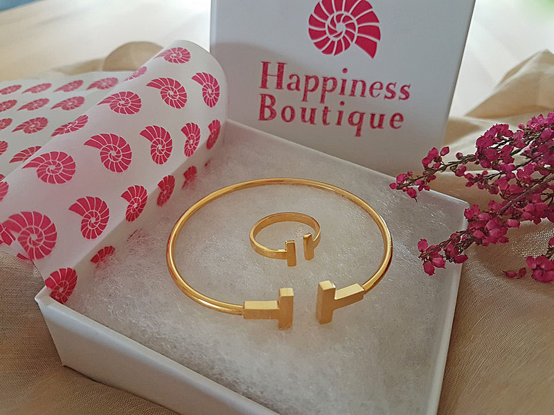 Happiness Boutique Schmuck Armband Ring
