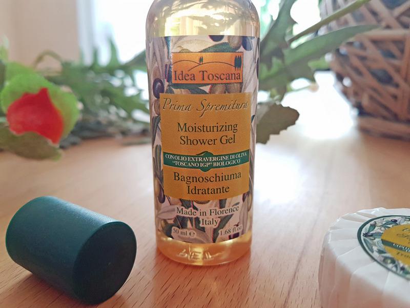 Idea Toscana Naturkosmetik Duschgel