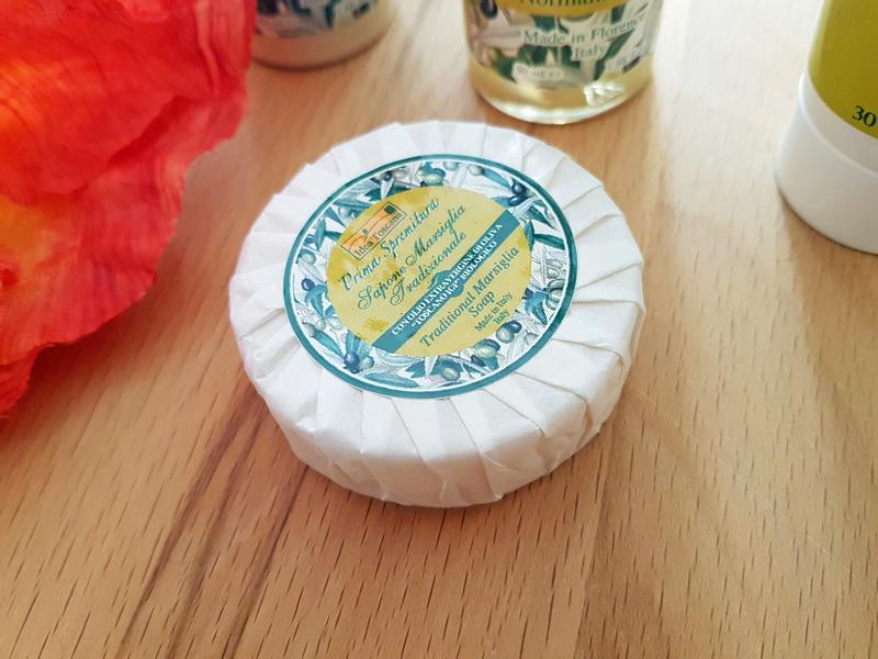 Idea Toscana Naturkosmetik Seife