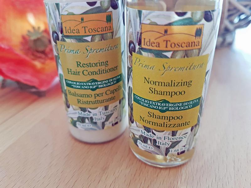 Idea Toscana Naturkosmetik Shampoo Conditioner