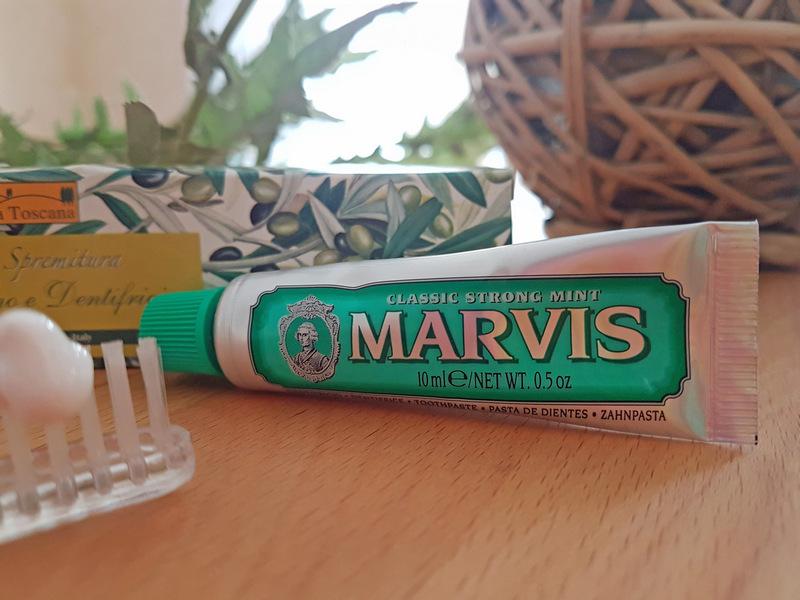 Idea Toscana Naturkosmetik Marvis Zahnpasta