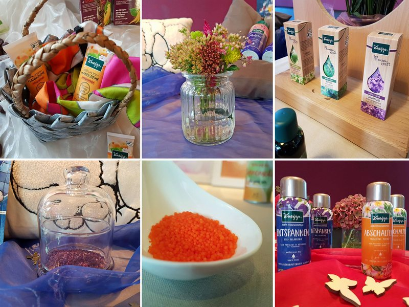 Kneipp Bloggerevent 2017