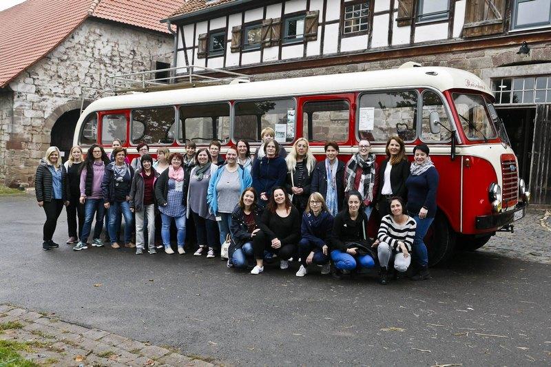 Kneipp VIP Bloggerevent 2017 Waldpädagogikzentrum Göttingen