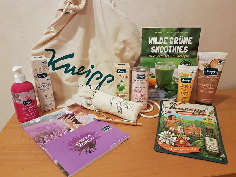 Kneipp VIP Bloggerevent 2017