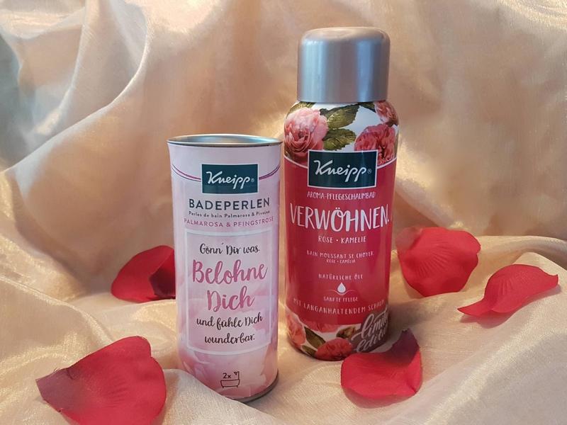 Kneipp Neuheiten Herbst Winter Badeperlen Aromapflegeschaumbad