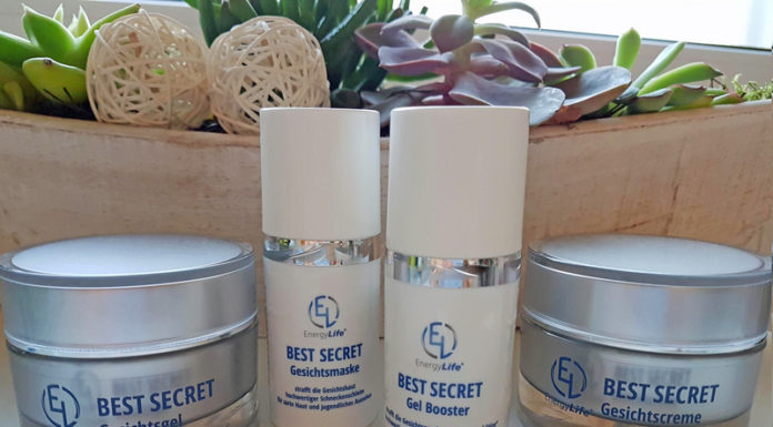 Energy Life Best Secret Gesichtspflege