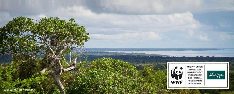 Kneipp Naturschutzprojekt WWF Hilfsprojekt