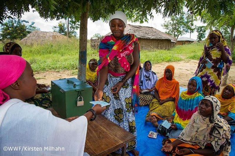 Kneipp WWF Hilfsprojekt