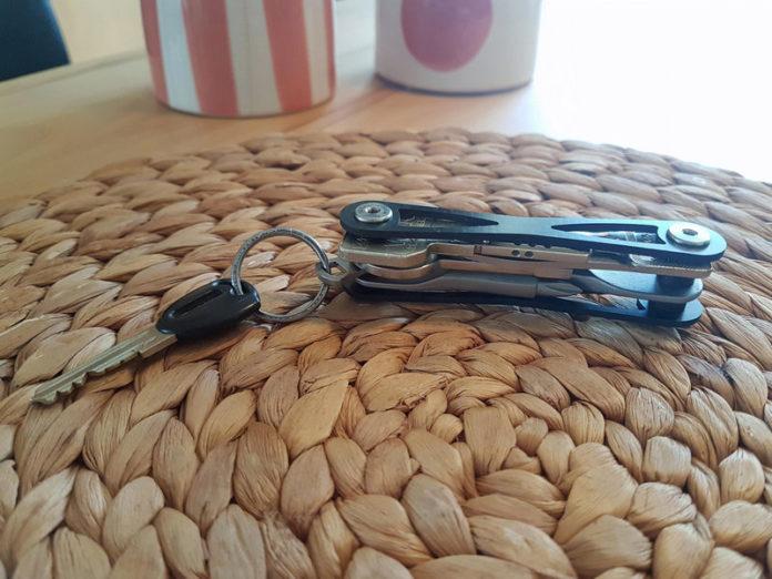 Mokey Schlüsselorganizer