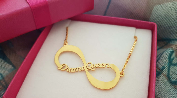Namesforever Infinity Kette Dramaqueen