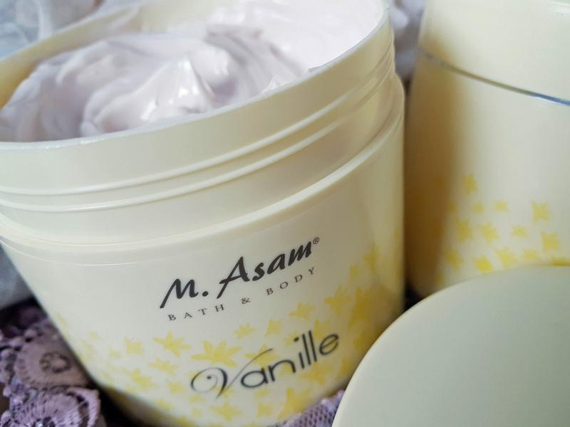 M. Asam Vanille Körpercreme Peeling asambeauty