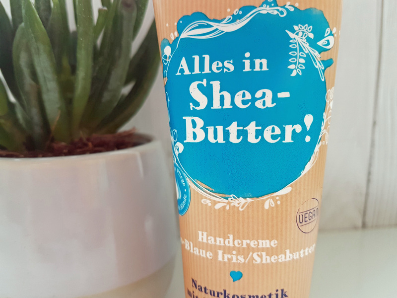 Dresdner Essenz Naturell Alles in Shea-Butter Handcreme