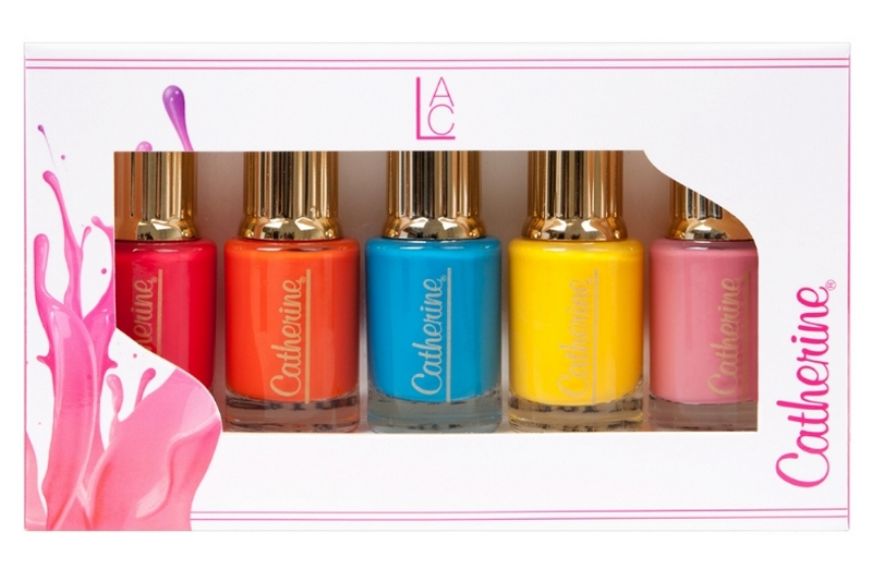 Catherine Nail Collection Hello Berlin