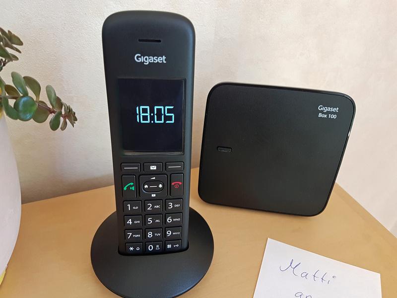 Gigaset C570 Telefon