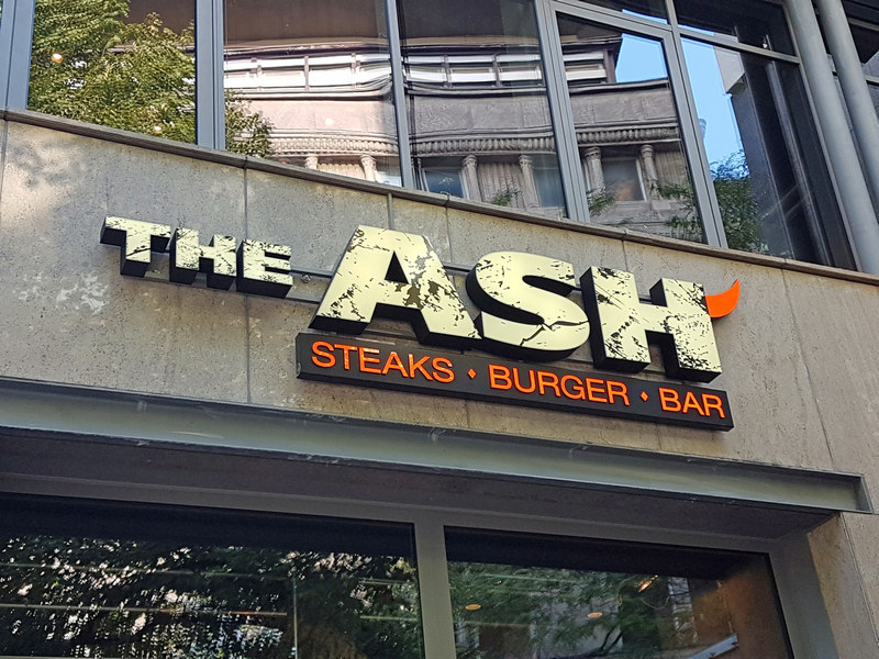 The Ash American Steak House Essen