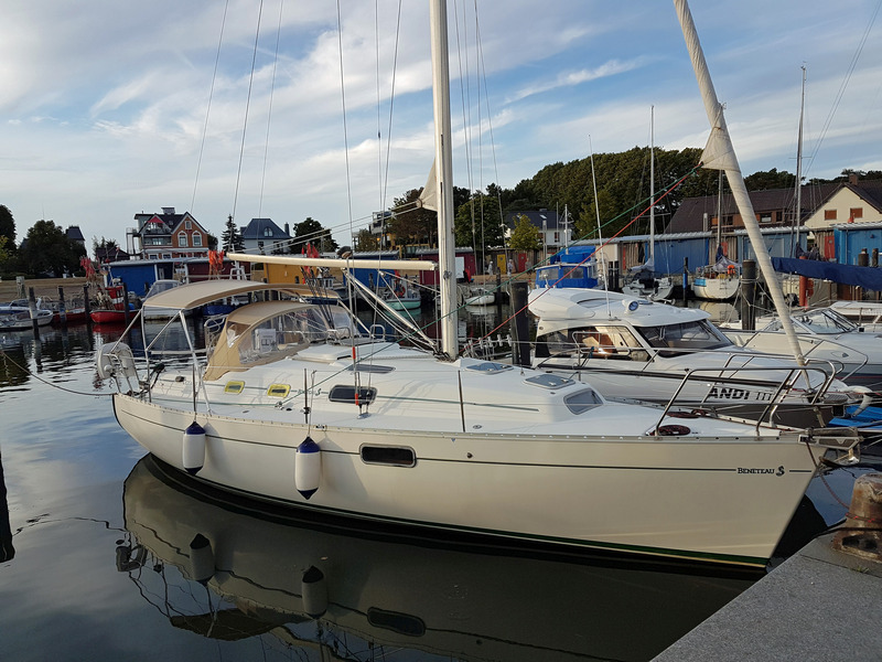 Urlaub Ostsee Niendorf Hafen