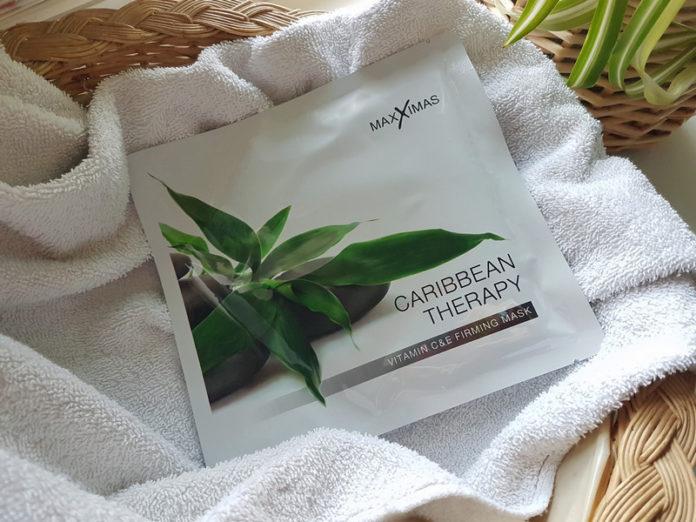 Deynique Caribbean Therapie Vitamin C & E Firming Mask Gesichtsmaske