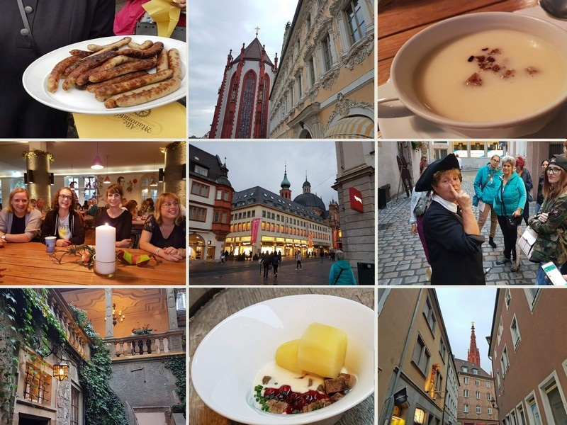 Kneipp Bloggerevent 2018 Ochsenfurt Nachtwächter Würzburg